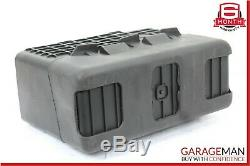 00-06 Mercedes W215 CL500 S55 AMG Central Door Lock Locking Vacuum Pump Assembly
