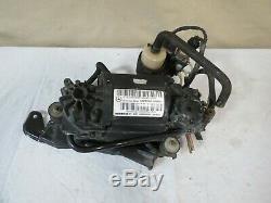 03 04-06 Mercedes E S CLS-class Air Ride Airmatic Suspension Compressor Pump