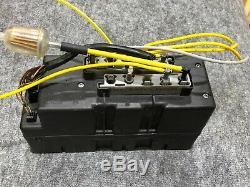 03-11 Mercedes R230 SL500 SL55 AMG Door Locking Vacuum Pump 2308000048 OEM
