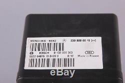 03-11 Mercedes R230 SL500 SL55 AMG Door Locking Vacuum Pump 2308000448 OEM