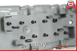03-11 Mercedes R230 SL500 SL550 SL63 AMG Door Locking Vacuum Pump Module OEM