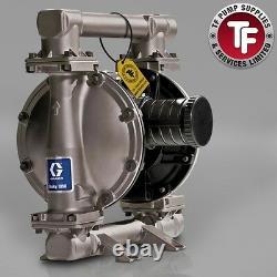 1 Graco Husky 1050 / AA25/VA25 Air Diaphragm Pump ATEX (316 SS/PTFE) 651032