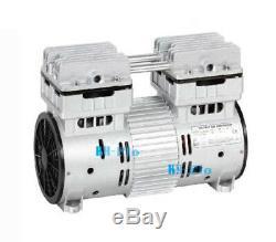 110V Mini Diaphragm Air Pump 120LPM Electric Motor Vacuum Pump