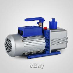 12CFM 2 Stages 1HP Refrigerant Vacuum Pump Air Condition 110V/50HZ operation