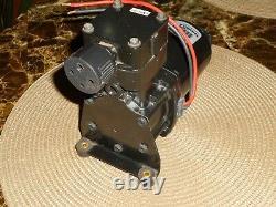 12V Thomas Compressor Air Ride RV Air Brake/Truck Air Horn 327 CDC Louisianna