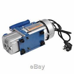 150W 220V G1/4 Steel Vacuum Pump Kit for Refrigerator / Air Conditioning 2pa