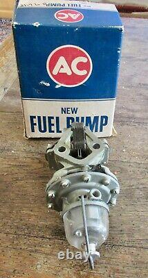 1951 1953 CADILLAC REAl AC Double Action Fuel & Vacuum Pump 9648 331 NICE NEW