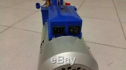2 Stages Vacuum Pump 10CFM Refrigerant AC Air Condition HVAC