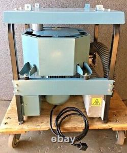 2005 Air Techniques STS-3 Dental Dry-Vac Vacuum Pump Motor NO UPPER TANK 230v