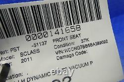 2010 2013 Mercedes S550 Oem W221 Lh Dynamic Seats Vacuum Pump Air Supply Motor