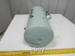 20x10 10 USG Pressure Vessel Receiver Air Tank Storage Tank 1/2 NPT Ports Drain