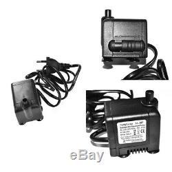 220V 30MPa Elektrische Air Compressor Pump Hochdruck System PCP
