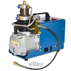 220V 30MPa Elektrische Air Compressor Pumpen PCP Electric High Pressure System