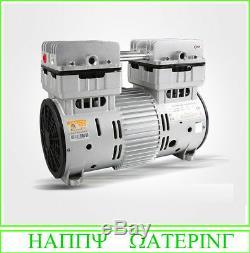 220V High Quality 430W Oilless Vacuum Pump HVAC -0.98KPA Air Pump 68.3 L/MIN