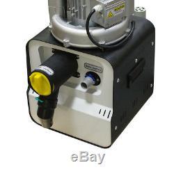 2800r/min Dental Suction Vacuum Pump twice water & air separation for 2 Chair