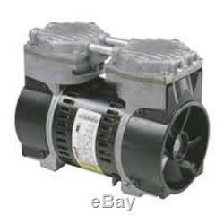 3-4cfm Rebuilt VACUUM PUMP 22-24hg /air pump, compressor, veneer, aerate