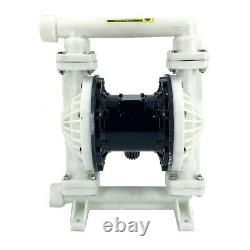 30 GPM Air Operated Double Diaphragm Pump 1 Inlet and Outlet Industrial Pump US