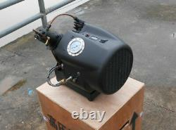 40MPA Double-cylinder High Pressure Air Pump Electric Inflator PCP Air Pump 220V