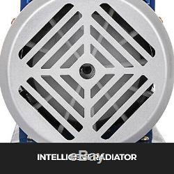 5 Gallon Chamber Pump 7CFM Vacuum Pump 2 Stage Air Conditioning Deep Vane HVAC