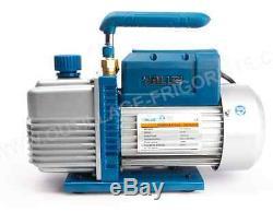 6cfm 2 Stage Refrigerant Vacuum Pump Air Conditioner Ve260n