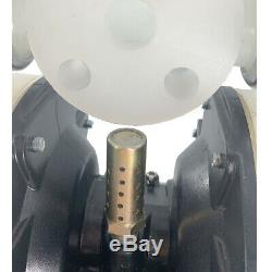 72GPM Air-Operated Double Diaphragm Pump with 1 Inlet & Outlet for General Acid