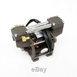 80W Oilless Vacuum Pump 220v with -89KPA Ultimate Pressure 18L/MIN Air Flow