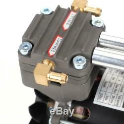 85W 220V Oil Free Oilless Oil-Less Vacuum Pump Air Compression -82kpa 20L/min