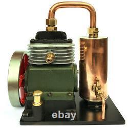 A Fine Stuart Turner Live Steam Compressor Vacuum Pump Plus Scarce Air Condensor