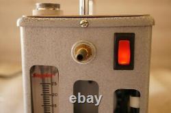 AA4 Staplex Air Sampler Volumetric Area Pump Vacuum Model VM-3