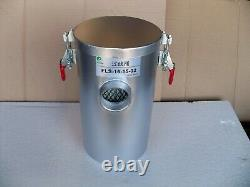 AIR FILTER BARREL (With Filter Element) for Regenerative Blowers, 2-1/2 IN/OUT