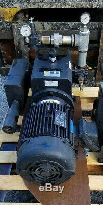 AIRTECH VACUUM PUMP Air Sparge Compressor