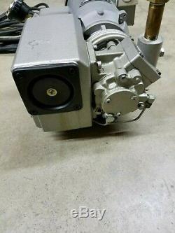 AIRTECH Vacuum Air Pump 115 Volt AC 1-phase 12.8 amp L21-G4