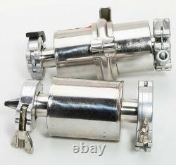 Air Flow Intake & Output Filter Attachment Assembly For Edwards RV8 Vacuum Pump