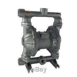 Air-Operated Double Diaphragm Diaphram Pump 1 for Industrial Use QBK-25L 24GPM