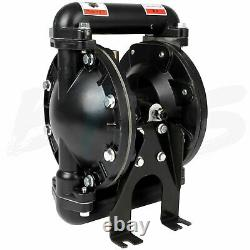 Air-Operated Double Diaphragm Pump Aluminum Alloy 1 Inlet Petroleum Fluids