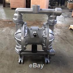Air-Operated Double Diaphragm Pump Aluminum alloy Pneumatic Membrane Pump
