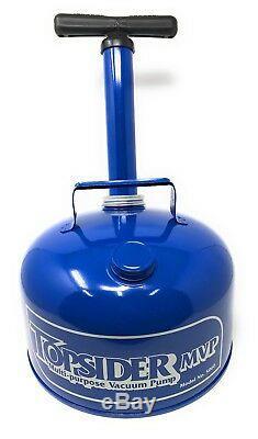 Air Power America Topsider MVP Multi-Purpose Vacuum Pump 5060TSMIE