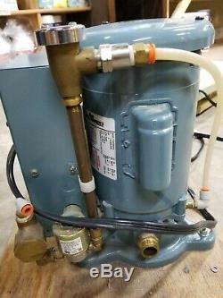 Air Techniques 55110 1HP Dental Vacuum Pump Used