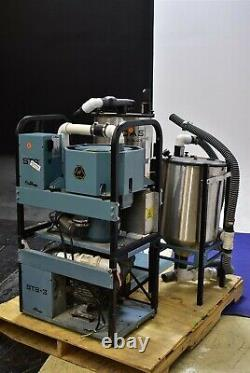 Air Techniques STS-3 Dry Dental Vacuum Pump System Operatory Suction Unit