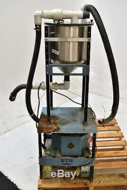 Air Techniques STS-3 Rotary-Vane Dental Vacuum Pump System Suction Unit