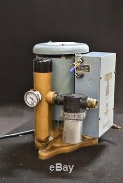 Air Techniques VacStar 2 Dental Vacuum Pump System Operatory Suction Unit