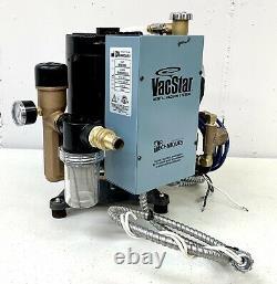 Air Techniques VacStar 20 VS20 Dental Suction Vacuum Pump Wet-Ring Vacuum 2013