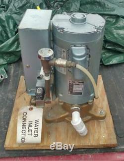 Air Techniques VacStar 4 Dental Vacuum Pump & Attachment