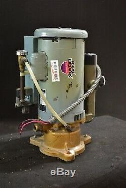 Air Techniques VacStar 4 Dental Wet Vacuum Pump System Operatory Suction Unit