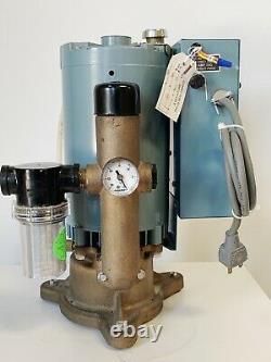 Air Techniques VacStar 40 Dental Vacuum Pump 2hp S/n 401815 Excellent