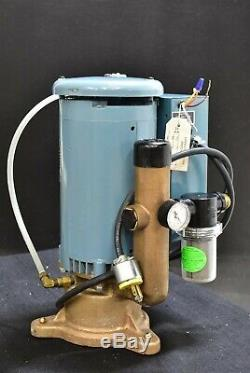 Air Techniques VacStar 40 Dental Vacuum Pump REFURBISHED with 1 YEAR WARRANTY