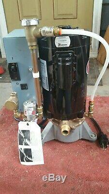 Air Techniques VacStar 40 VS40 Dental Suction Vacuum Pump Wet-Ring Vacuum 230v