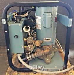 Air Techniques VacStar 80 VS80 Dual 2HP Wet-Ring Dental Vacuum Suction Pump 230v