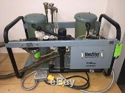Air Techniques Vacstar 80 2x2 H. P. Dual Vacuum Pump