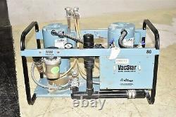 Air Techniques Vacstar 80 Dental Vacuum Pump System Operatory Suction 220V Unit